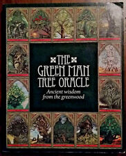 The Green Man Tree Oracle: Ancient Wisdom From the Greenwood - Learn Tarot Book