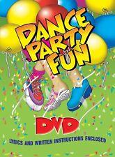 Dance Party Fun (DVD, 2005)