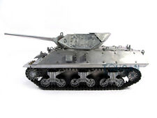 Mato 1/16 RC Tank 100% Metal M10 KIT Infrared Barrel Recoil Metal Color 1210