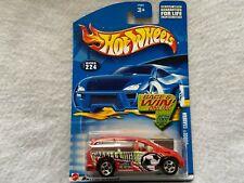 Dodge Caravan Collector #224 Hot Wheels