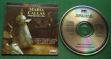 Maria Callas Sings Operatic Arias Carmen Tosca Manon Macbeth Alceste + CD