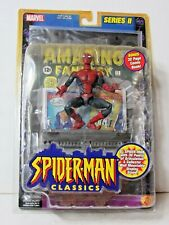 "Marvel Legends Spider-Man Classics Series 2 Spiderman 6"" action figure MIP"