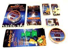 Bandit Feeder Fishing Pack accessoires Ligne Crochets, Tasse Moule Faux Appât 1 Kit
