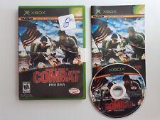 Xbox -  World War II Combat: Iwo Jima  - Complete CIB - FAST N FREE SHIPPING !!