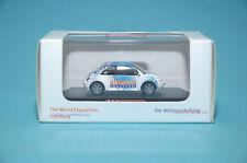 WIKING 03504 VW NEW BEETLE EXPO 2000 Hanover HO 1:87 NEUF