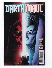 Darth Maul # 4 Regular Cover NM Marvel Star Wars
