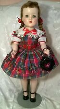 "VTG 1950's""ARRANBEE""R&B""NANCY LEE""DOLL.HP.21""H.WALKER.ORIG.DRESS&PANTIES.VG.COND"