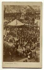 CDV - A. Bertrand - Fête de Montmartre - 1860 -