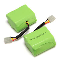 top 2*Ni-MH 7.2 V 4500mAh Wiederaufladbare Batterie für Neato XV-11 12 14 15 21