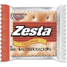Keebler Zesta Saltine Crackers 2 Crackers/Pack 300 Packs/Carton 00646