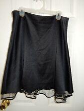 Studio Y Black Skirt, XL