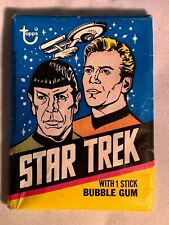 1976 Topps STAR TREK SEALED Wax Pack