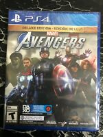 Marvel's Avengers: Deluxe Edition - PlayStation 4 ( World Edition)