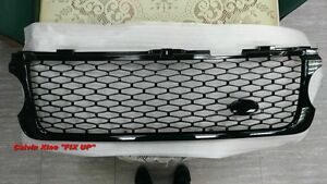 MIT GLOSSY BLACK FOR RANGE ROVER L322 HST LIMITED MODEL 2010-2012