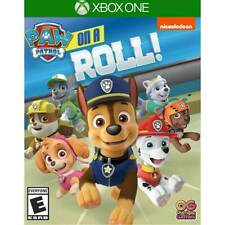 BRAND NEW SEALED Paw Patrol On A Roll Video game Nickelodeon (XBOX ONE)