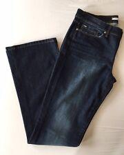 """JOE'S JEANS Dark Indigo Flared Jeans W31 Rocker Fit Inseam 34"""" BNWT Lean Flare"""
