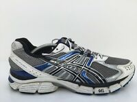 Asics Gel-Pulse 3 Grey Textile Sports Gym Trainers T134N Mens Size  Eur 46.5