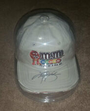 Kyle Busch Autographed Signed Hat - w/JSA COA Nascar Chase Authentics M&M's
