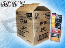 STA-BIL 22264 360 DEGREE PERFORMANCE W/ VAPOR TECHNOLOGY - BOX OF 12 BOTTLES