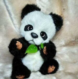 Soft handmade toy Bunny dog bear toys for children Plush toys gift doll fluffy
