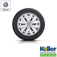 Volkswagen Originale Copriruota Set Copricerchi Copricerchi da 15 Pollici