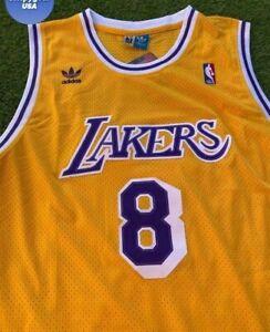 Kobe Bryant Jersey 4XL XXXXL !! Lakers Gold Yes TRUE 4XL  !
