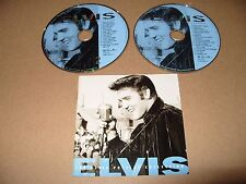 The Elvis Presley Collection Rock N Roll Time Life 2 cd 31 tracks 2000 Rare