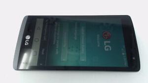 LG Power LGL22C Cellphone (Gray 8GB) Tracfone NO SIM CARD SLOT, BAD BOARD