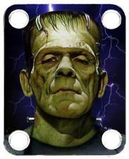 Neck Plate Guitar Color Graphic PJ Bass Frankenstein Clr 2