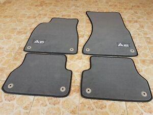 Audi A6 C7 floor mats 2012-2018