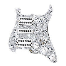 HSH Loaded Prewired Pickguard Pickup for Strat Electric Guitar