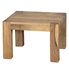 Couchtisch 70x70 Wohnzimmertisch Tisch Beistelltisch Holztisch Kaffeetisch Holz