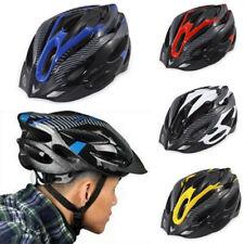 Bicycle Helmet Bike Cycling Mountain Adult Adjustable Unisex Safety Helmet Sport