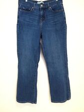 Levi's Jeans 512 Boot Cut Women's 10 Short Slimming Denim Blue Jeans