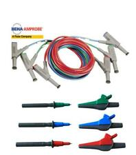 Test Lead Set for Fluke MultiFunction Testers 1651 1652 1653 1654 1662 1663 1664