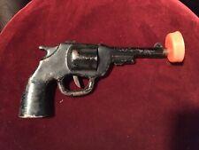 New ListingVintage Antique Toy Pistol Hand Gun Formed Steel, Heavy Metal