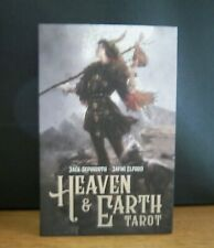 Heaven & Earth Tarot Deck w/ Guidebook Kit by Jack Sephiroth - Sealed  Authentic