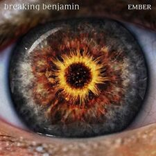 BREAKING BENJAMIN CD - EMBER (2018) - NEW UNOPENED - ROCK - HOLLYWOOD