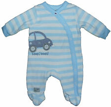 Velour Baby Boys' Sleepwear 0-24 Months