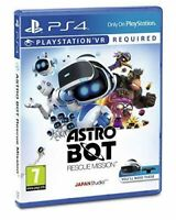 PSVR Astro Bot Rescue Mission PS4 (Playstation) Game