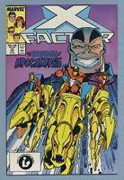 X-Factor #19 (1987) 1st Four Horseman [2nd Appearance Apocalypse] Simonson /