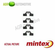 MINTEX REAR BRAKE PADS ACCESORY KIT SHIMS GENUINE OE QUALITY - MBA1211