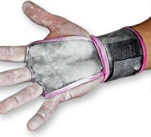 JerkFit WODies | Pink | CrossFit Pull-up Gym Gloves