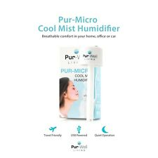 Pur-Well Living Pur-Micro Cool Mist Humidifier (2-pack)