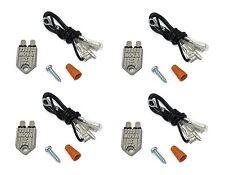(4) Universal 8786 8786R Electronic Transistorized Ignition Igniter Modules Nova