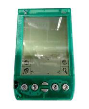 Handspring Visor Deluxe Translucent Green Portable Pda Organizer Palm Pilot