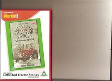 LITTLE RED TRACTORS STORIES CHRISTMAS SPECIAL DVD NARRATED BRIAN GLOVER
