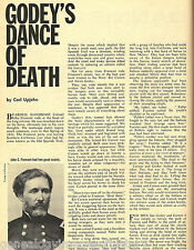 Frontier Scout Alex Godey Dance of Death - A Companion Of Kit Carson