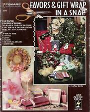 Fiskars Favors & Gift Wrap Cards Gifts Showers Favors
