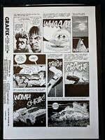BILL WRAY Twisted Tales #9 DEADLIGHTS Pacific Comics Publishers Stat Page 5